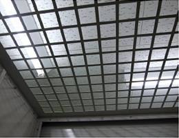 天井からの侵入を防止