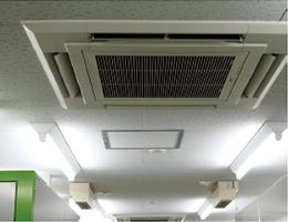 温度や湿度の管理